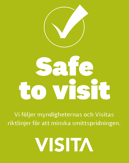 Safe to visit logo